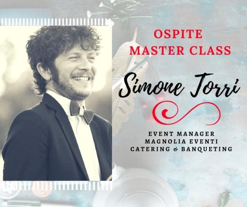 Simone TorriEvent ManagerMagnolia Eventi
